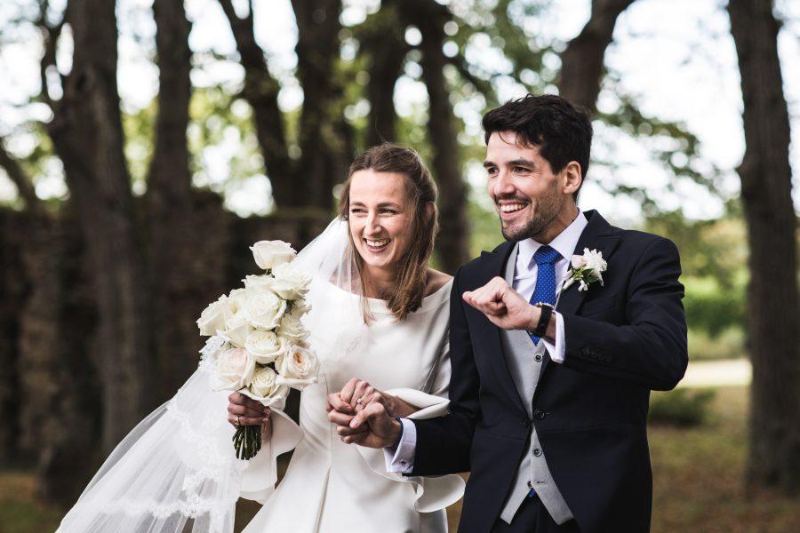 mariage château de Santeny
